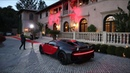 Unveiling The New Bugatti At Beverly Hills Mansion!