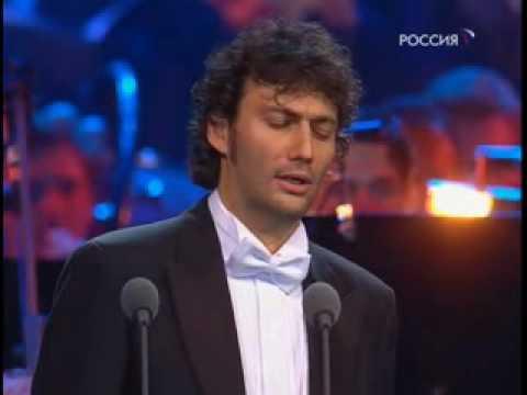 Концерт Дмитрия Хворостовского и Йонаса Кауфмана