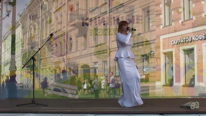 Поёт Оксана Дроздова вид. 668
