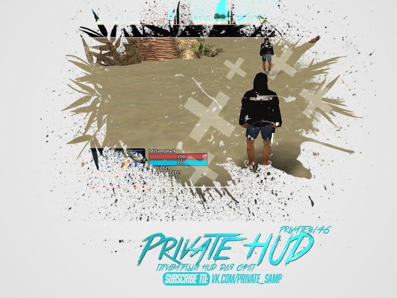 [CLEO]: PRIVATE HUD