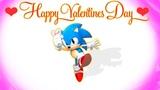 Поздравление с Днём Святого Валентина - от Sonic Immortality