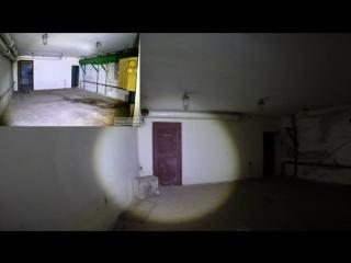 Убежище № 365 (РЖД) в Тольятти. Сталк с VK-TLT
