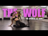 THE WOLF - PRYCE BROWN - HEELS - THE SPENCER LEE BAND