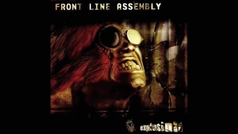 [2][144.87 C] front line assembly ★ colombian necktie ★ GOarge mix ★ GOA