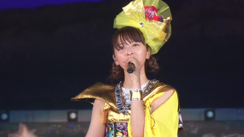 Momoiro Clover Z - Kuroi Shuumatsu (Momoclo Mania 2018 Day 2)