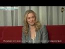 Yvonne Strahovski about Mass Effect 2 (Рус. Субтитры)