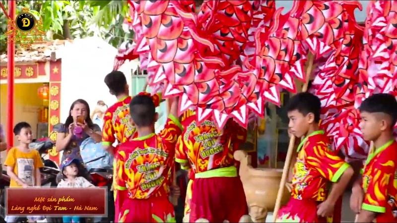 Sản Xuất Bán Trống Múa Lân Tại Tiền Giang - ☎ 0971.009.886