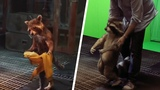 Amazing Before &amp After VFX Guardians of the Galaxy