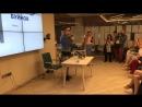 Александр Буйнов ШтабСобянина встреча с волонтерами 07.08.18