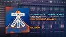 DJ Snake Feat. Selena Gomez, Ozuna Cardi B - Taki Taki [FULL Remake FREE FLP]