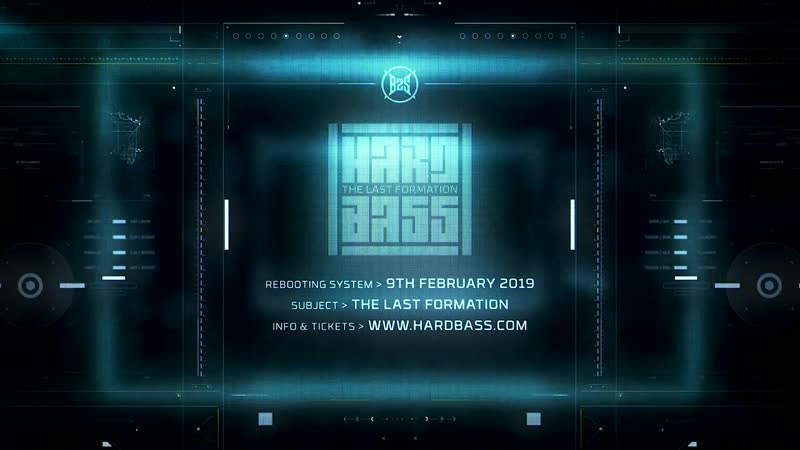 Hard Bass 2019 - The Last Formation | LINE-UP