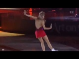 Елена Радионова James Blunt Art on Ice 2019 Zurich fragments from instagram