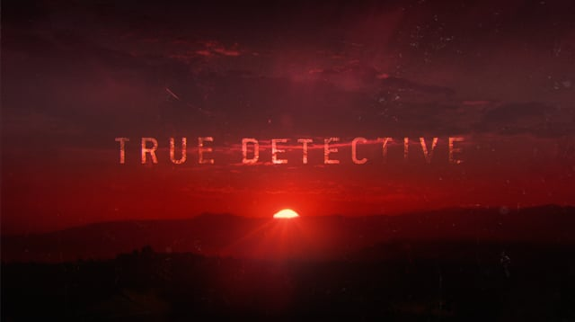 HBO True Detective Season 3 Main Title Sequence