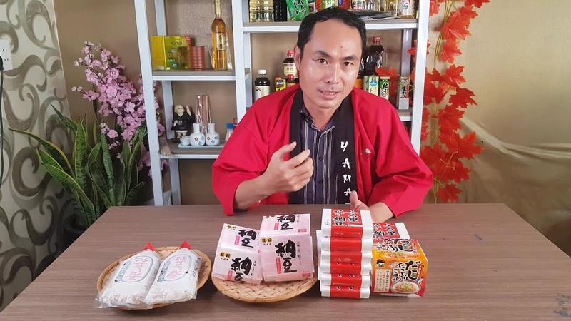 So sánh Natto Việt Nam và Natto Nhật Bản