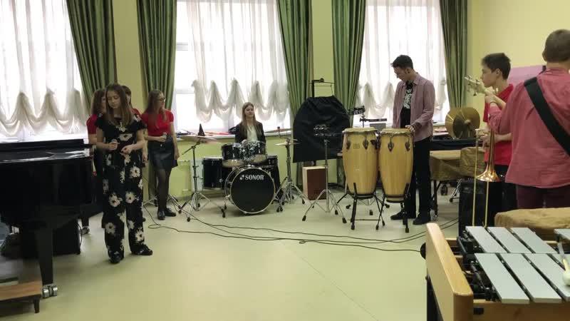 КОМК 1 курс. Репетиция