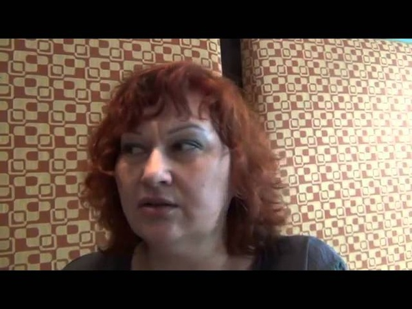 CEME Мюнхен 2013 - Интервью у Лии Метельницкой