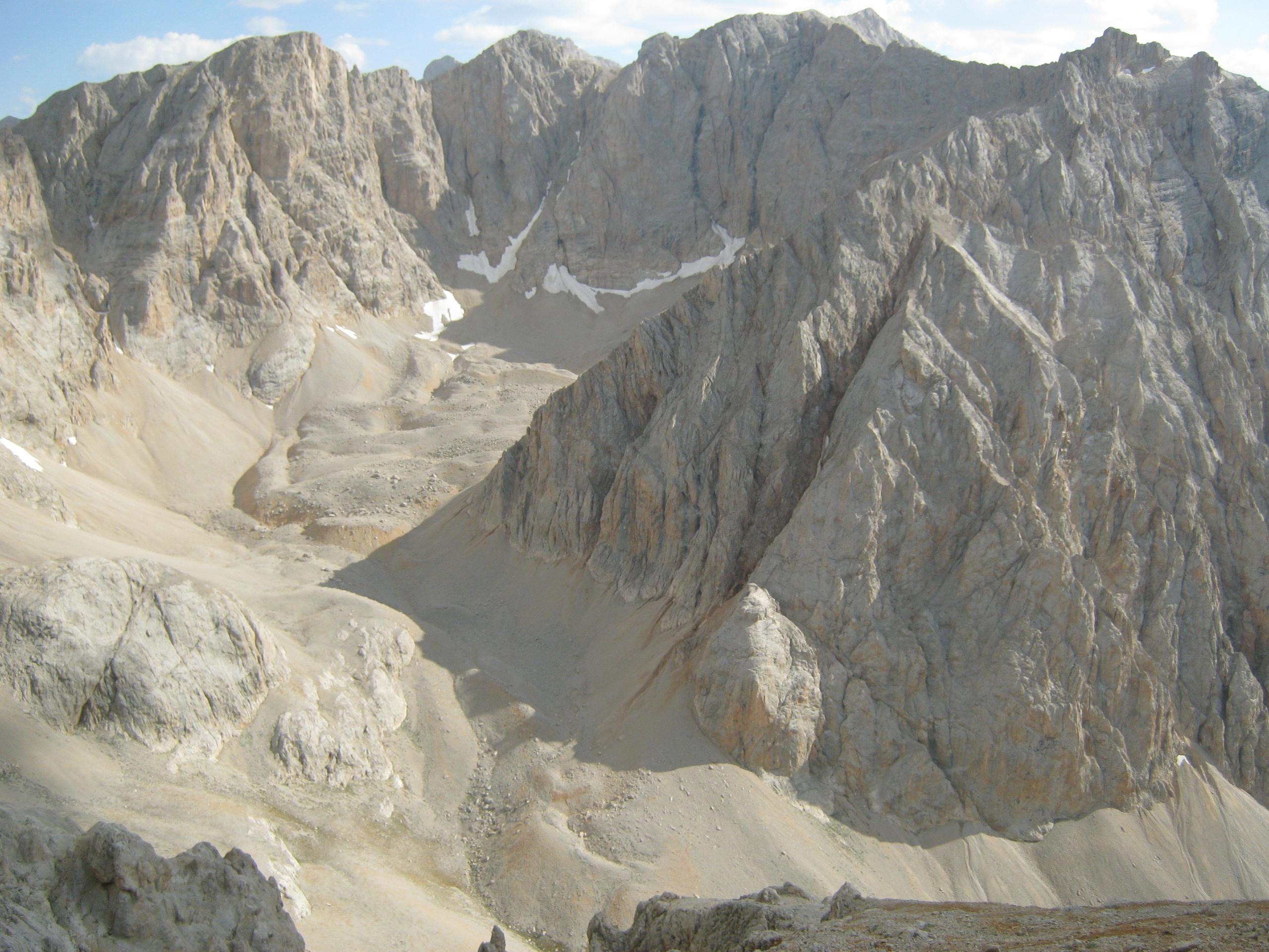 Панорама с горы Демирказик