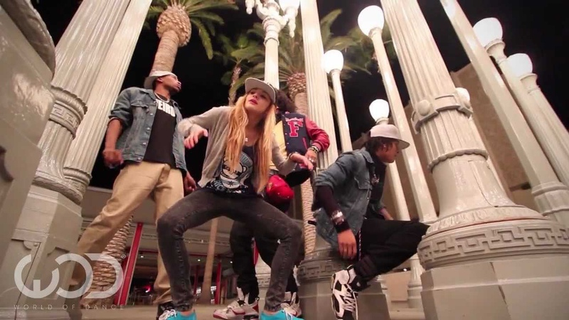 Chachi Gonzales, Les Twins Smart Mark   High Pressure - SoFly   Worldofdance Exclusive