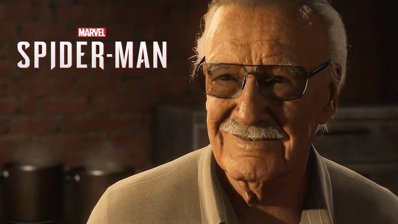 Marvel's Spider-Man (PS4) - Stan Lee Cameo