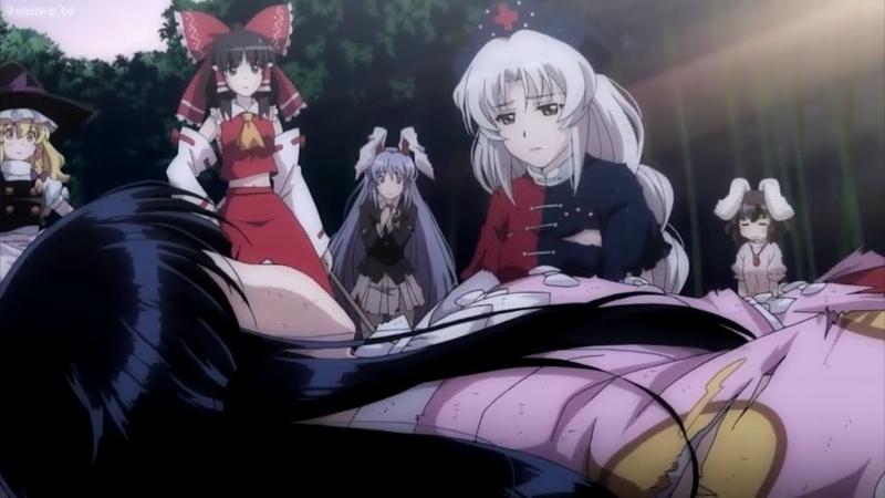 Fantasy Kaleidoscope All Episodes 1 12 English Sub 60FPS Touhou Anime ~Memories Of Phantasm~