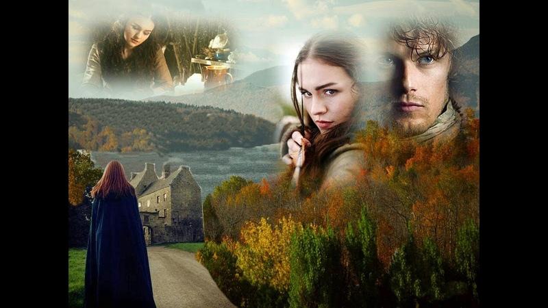 Outlander Season 4 Brianna Looking for Jamie Spoiler alert Fan version