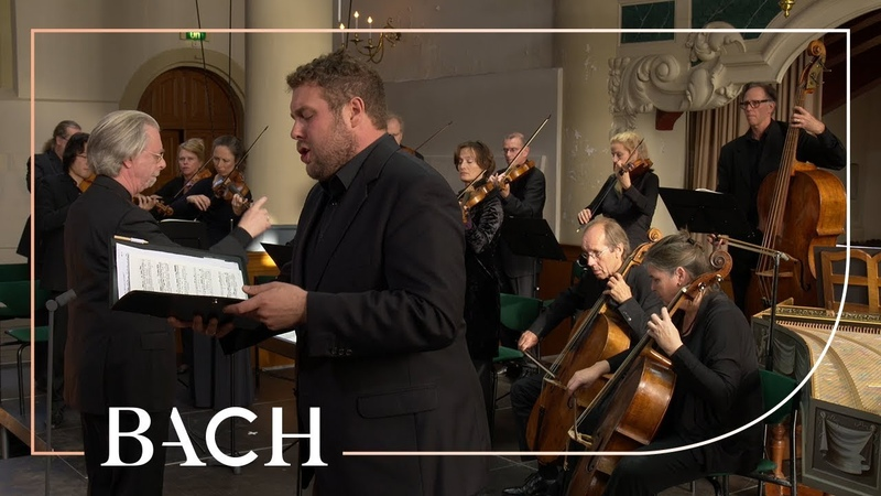 Bach - Cantata Vergnügte Ruh, beliebte Seelenlust BWV 170 - Van Veldhoven | Netherlands Bach Society