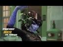 Лучшие моменты матча игрока Akucya 2 Overwatch