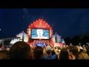 Фан зона Ростова на Дону поёт гимн России вместе с футболистами нашей сборной До мурашек🤗⚽🇷🇺💪