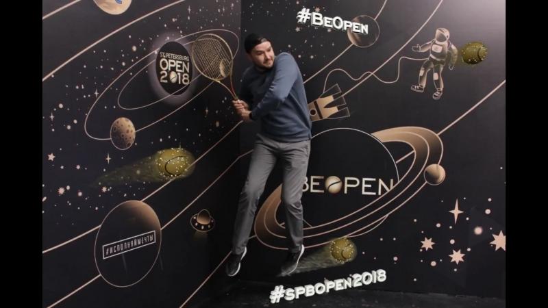 Турнир АТР.SP.Peterburg Open.Финал.