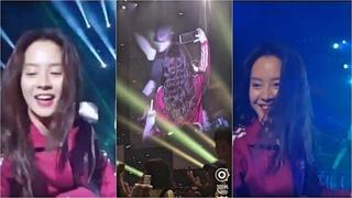 Running Man FM In Taiwan Ending - Song Ji Hyo's Super Fan Service, Cover 'Love Scenario' Of iKON