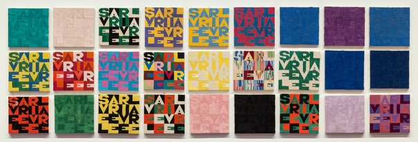 """Алигьеро Боэтти ( Alighiero e Boetti - Алигьеро и Боэтти, 16 декабря 1940  1994) - итальянский художник-концептуалист, член движения Arte Povera. Наиболее известен серией """"карт мира"""", """"Mappa"""", созданной между 1971 и 1994."""