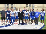 Indianapolis Colts Rookie Minicamp