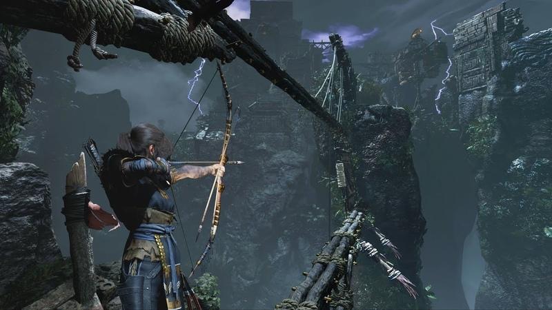 Shadow of the Tomb Raider 4 - Лара Крофт и НеМайяНеИнки