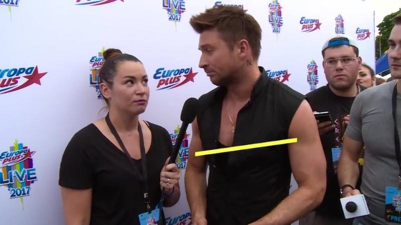 Ида ищет парня на фестивале Europa Plus Live. Уроки флирта от знаменитостей.