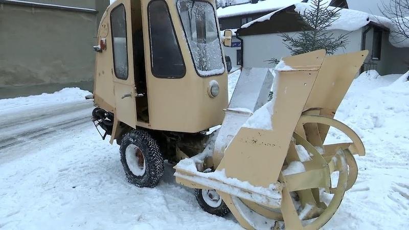 Снегоуборочные Машины, Удивительные и Необычные ✦ Невероятная техника и технологии ✦ 129