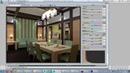 Визуализация и постобработка интерьера в 3ds Max 2016 и V Ray с применением элементов рендеринга