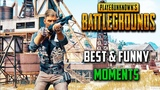 PUBG - BEST &amp FUNNY Moments (Stream Highlights, TOP Player)