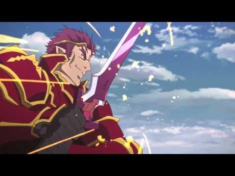 Sword Art Online Kirito vs General Eugene [Eng-Sub]