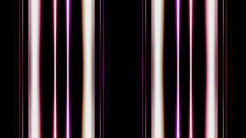 ► FREE Video Background Loop Footage HD 1080p30 Colorful Glowing Lines 0189 ◄