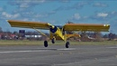 Very short take off and landing with Zenith's STOL CH 750 light sport utility kit airplane