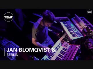 Deep House presents: Jan Blomqvist Band Boiler Room Berlin [DJ Live Set HD 720] (#DH)
