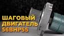 ОБЗОР ШАГОВОГО ДВИГАТЕЛЯ 56BHP56