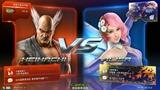 Tekken 7. Ji3moon Ace (Heihachi) vs Baekryun (Alisa)
