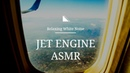 Jet Cabin Sounds Airplane Interior White Noise For Soothing Baby, Relaxation, Sleep Fast Studying