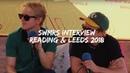 SWMRS Interview | Reading Leeds 2018