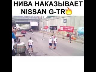 НИВА УНИЖАЕТ ГТР