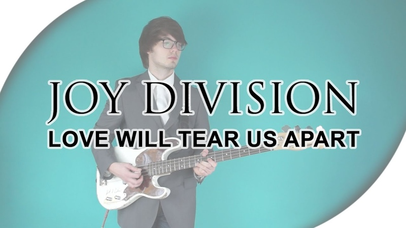 Joy Division - Love Will Tear Us Apart | Bass Cover Live Tabs