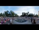 Фестиваль Мыльных пузырей в городском парке г Лиски Воронежской области 2018 год