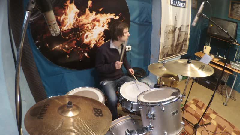 Alfa Mist Keep On drum solo transcription
