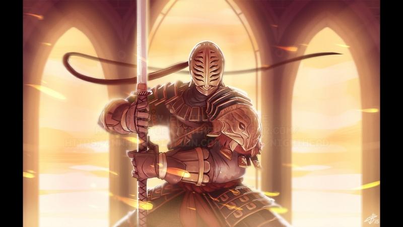 9 Дракон и форевер Алонн. Dark Souls II: Scholar of the First Sin